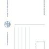 Открытка для посткроссинга «Перламутровка ниоба»