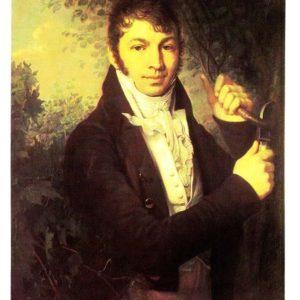 Портрет Александра Петровича Дубовицкого