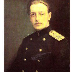 Портрет Владимира Григорьевича Черткова
