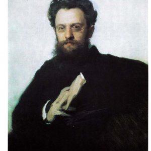 Портрет Адриана Викторовича Прахова