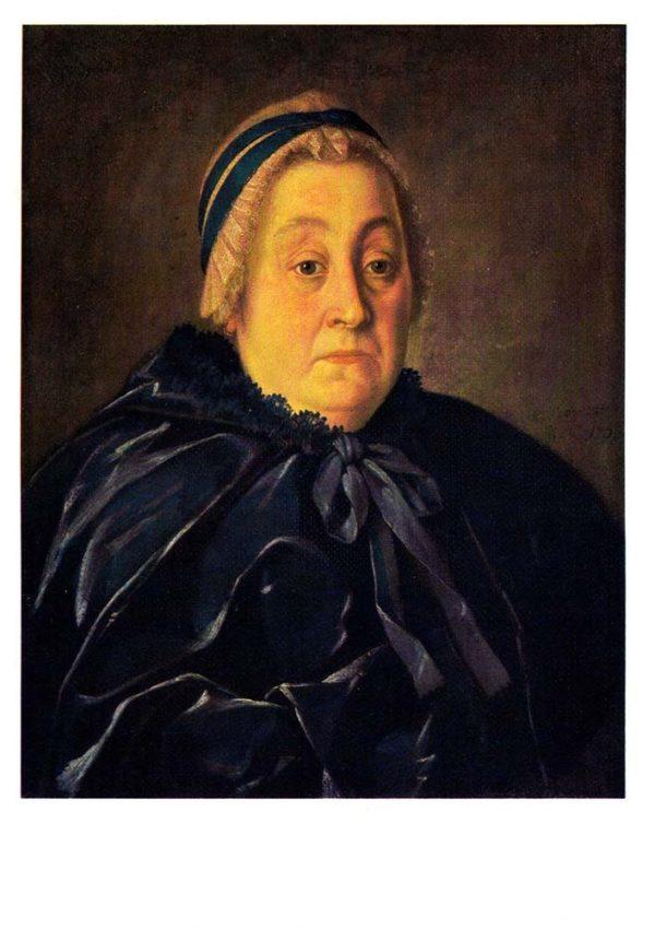 Портрет Анны Васильевны Бутурлиной