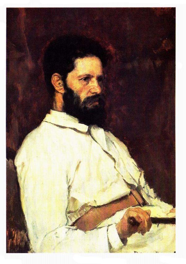 Портрет скульптора Марка Матвеевича Антокольского