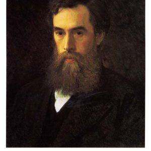 Портрет Павла Михайловича Третьякова