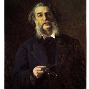Портрет писателя Дмитрия Васильевича Григоровича